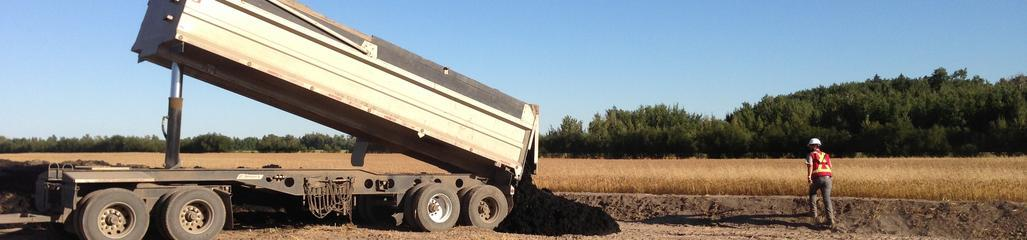 SYLVIS authored the Guidance Document in support of the Canadian Council of Ministers of the Environment's Canada-wide Approach for Biosolids Management.
