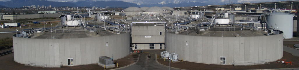 Biosolids are generated through municipal wastewater treatment.