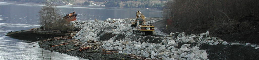 We use residuals in environmental restoration and enhancement.