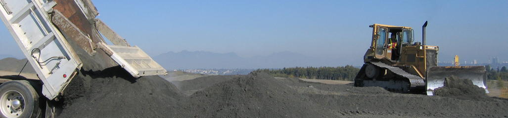 Soil SYLVIS created with recycled paper fines, biosolids and dredge sand is applied and assessed for use in leachate treatment and landfill closure.