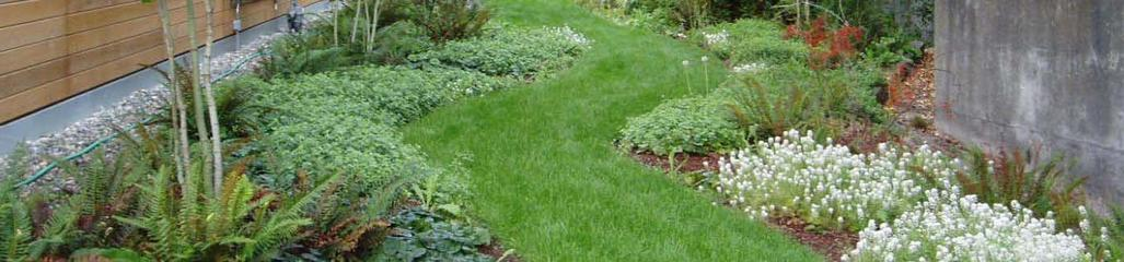We fabricate biosolids soil products for use in landscaping around LEED buildings.